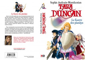 couverture tara duncan tome 11